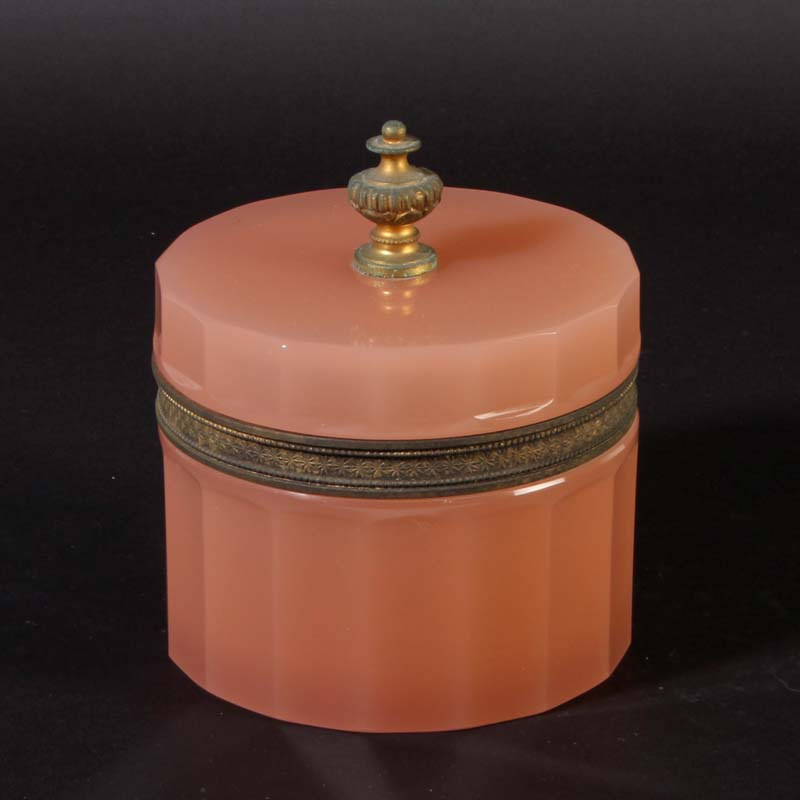 French opaline boxes